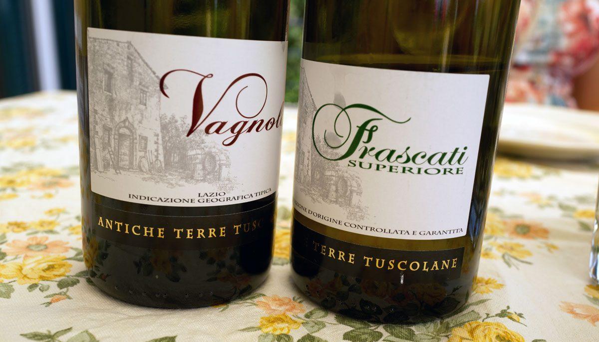 Discover Minardi Frascati the 9th Generation Italian Winery