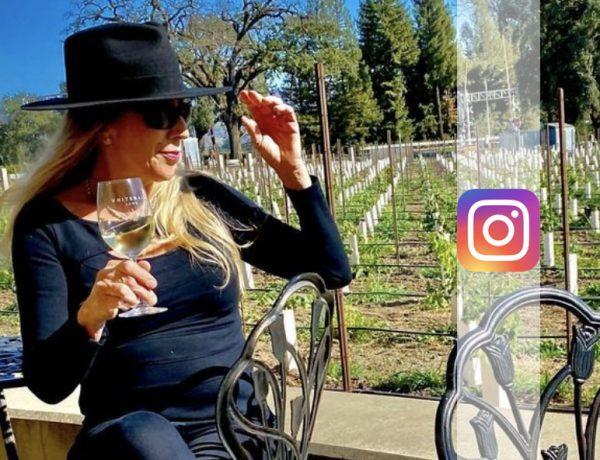 @kellymitchell Kelly Mitchell Instagram Wine Influencer